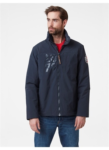 Helly Hansen Hh 1877 Insulated Raın Jacket Lacivert